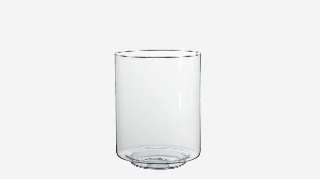Jarrón Tigo transparente