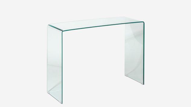 Consola Transparente