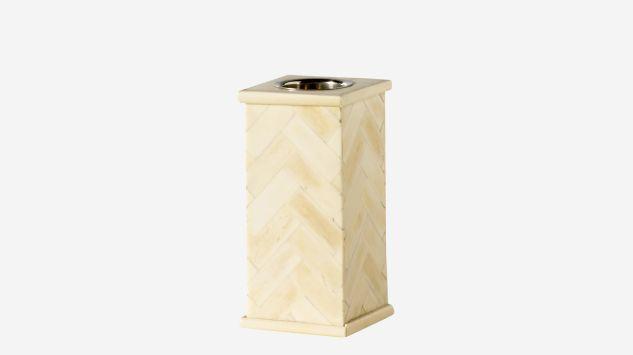Nácar small candleholder