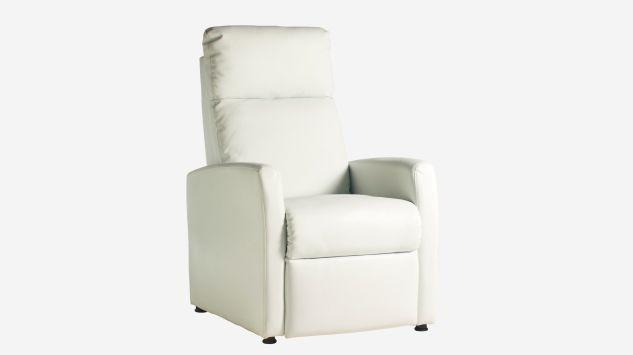 Butaca relax Jet blanco