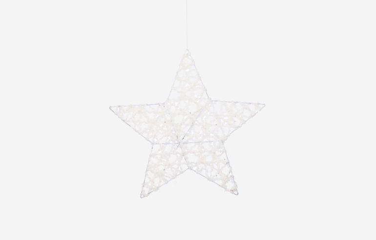 Estrella de Navidad grande