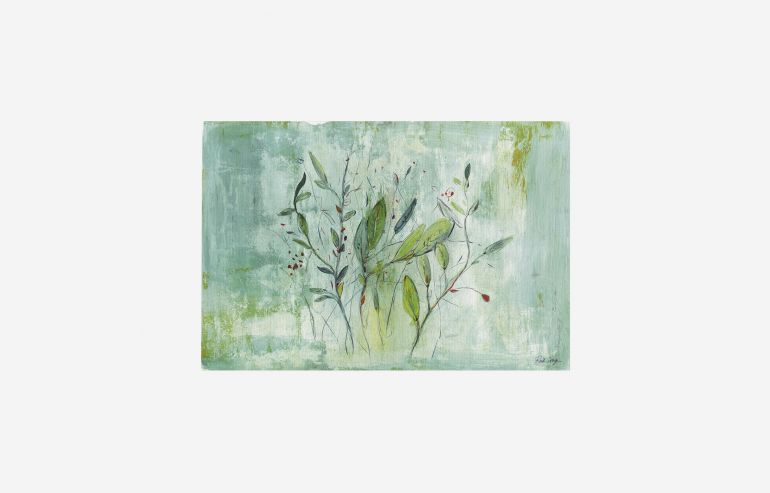 Leaves Galizia I 150 cm painting