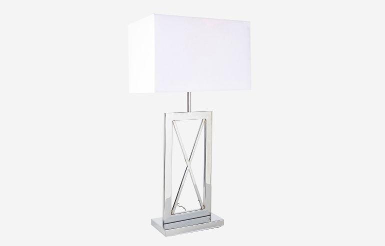 Cross table lamp