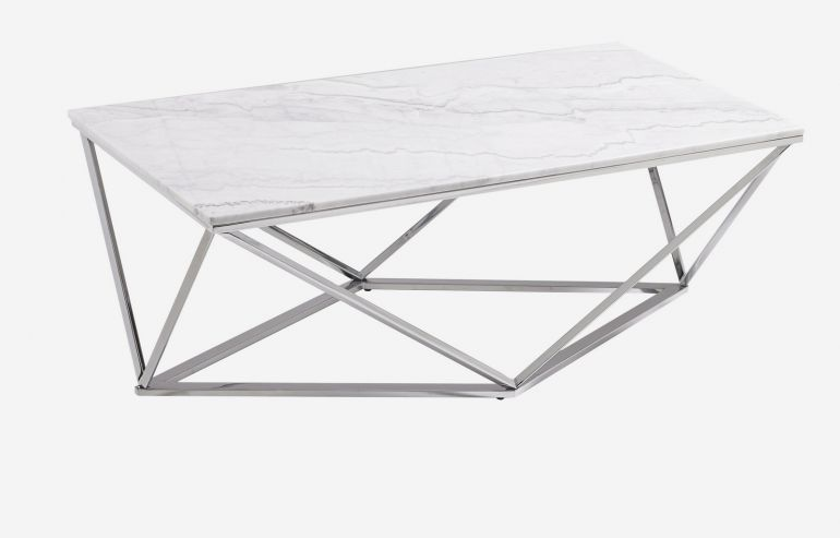 Collision coffee table