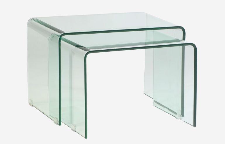 Transparente nest of tables