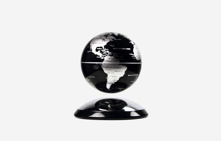Bola del mundo flotante