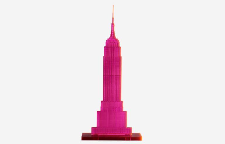 Empire State magenta