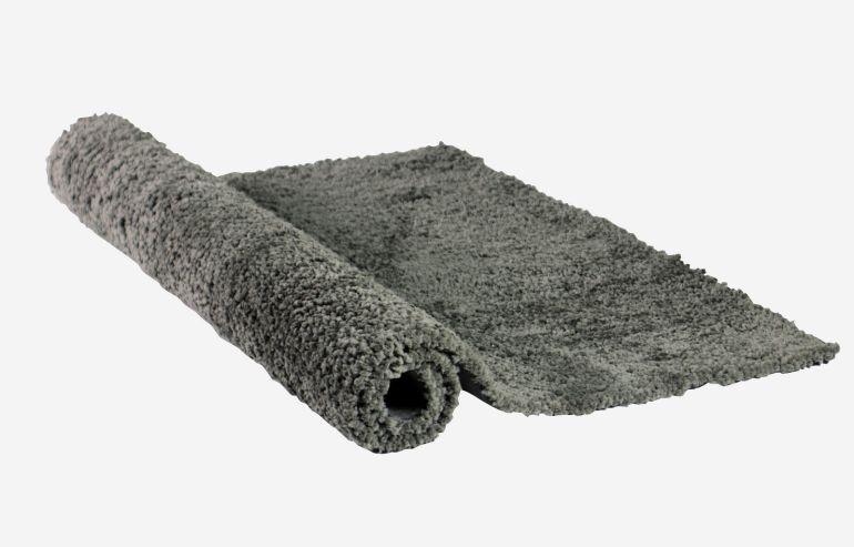 Alfombra Twist gris
