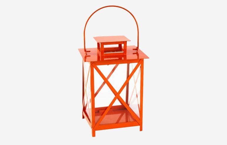 Farol Lantern naranja