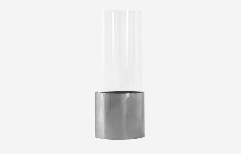 Candelabro Tube transparente