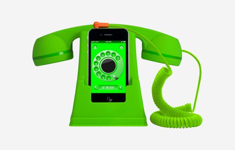 Altavoz smartphone Icephone pistacho