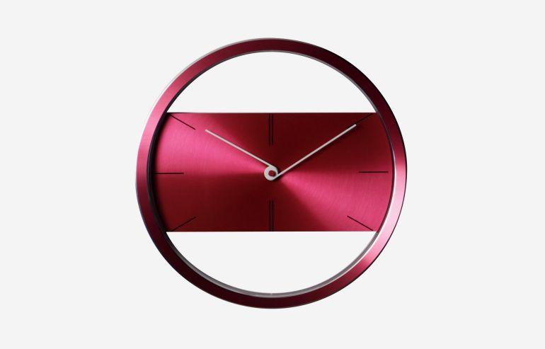 "Reloj 12"" Belt rojo"