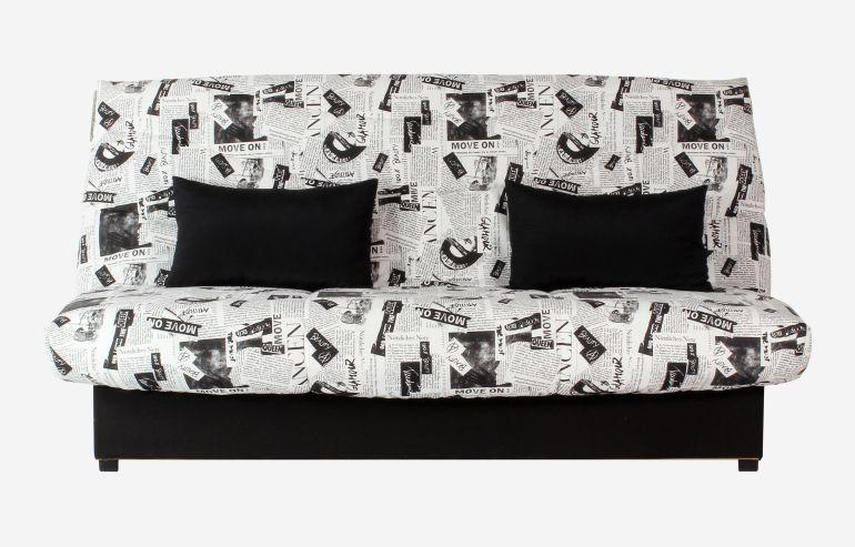 Sofá cama Clic-clac 130