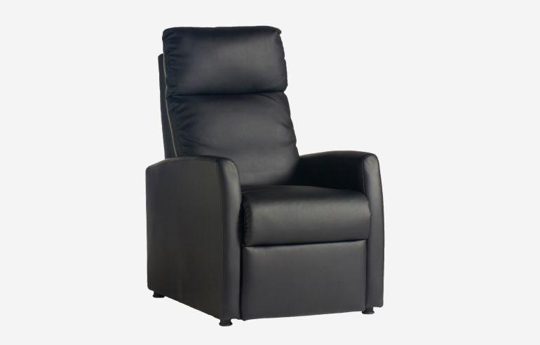 Butaca relax Jet negro