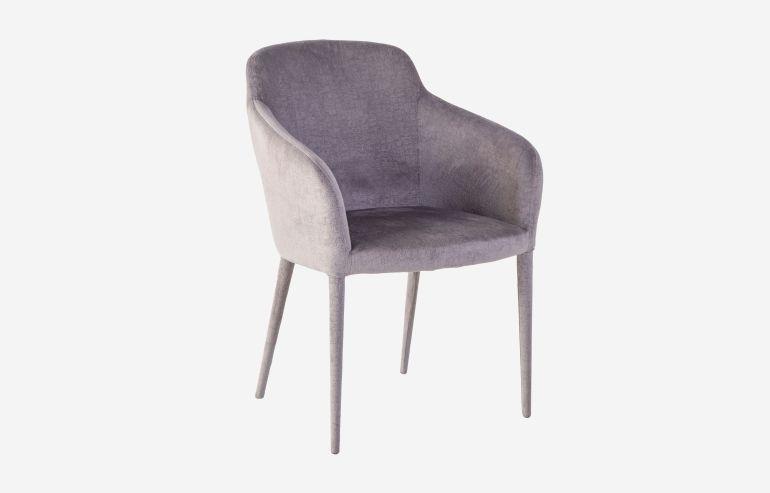 Cocoa gray chair