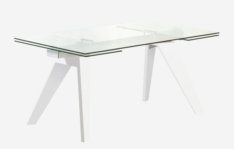 Mesa de comedor extensible Mountain