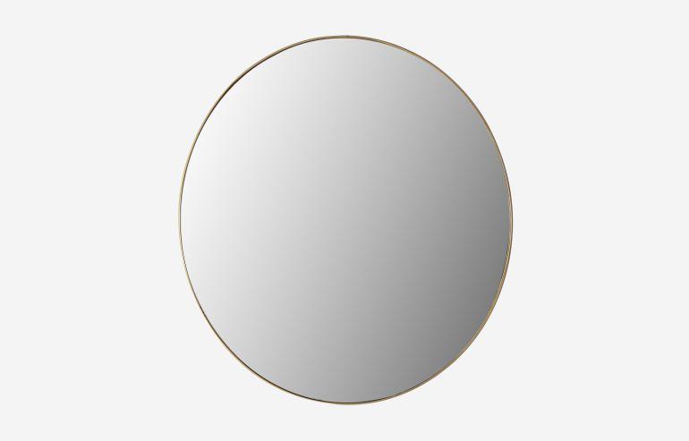 Espejo Mirror dorado 96 cm