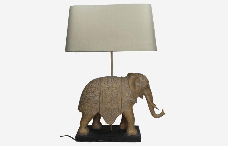 Lámpara de sobremesa Elefante