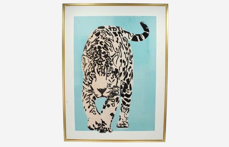 Cuadro Tigre canvas