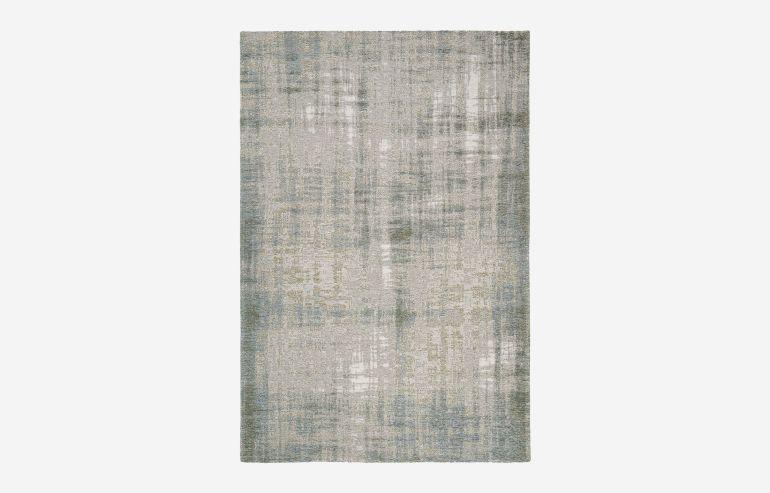 Antik chenille acqua carpet 155x230 cm