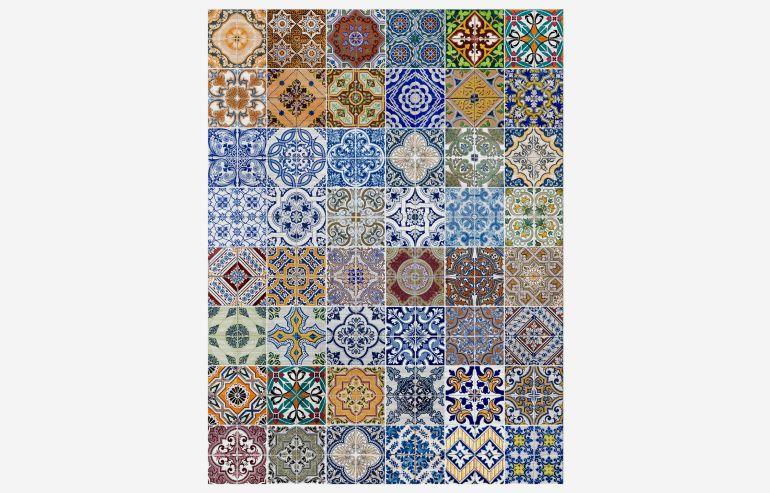 Mozaik 155x230 cm carpet 155x230 cm