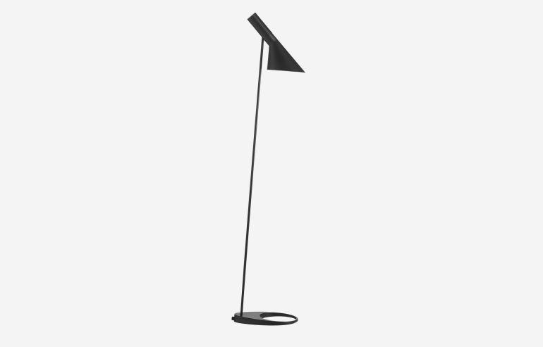 Lámpara de pie Meaning negro