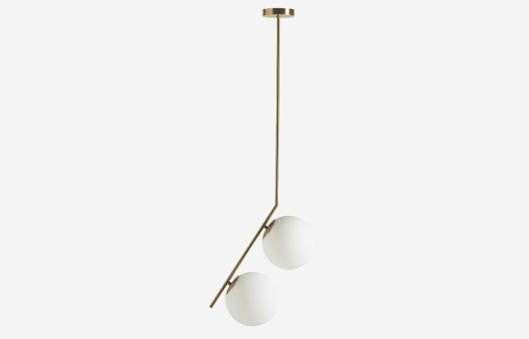 Lámpara de techo Identity golden
