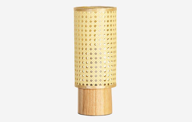 Lámpara de sobremesa Feel blanco-natural