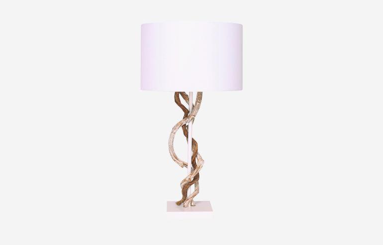 Lámpara de sobremesa Wild blanco
