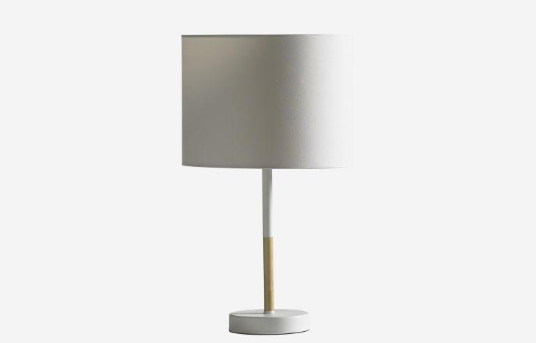 Lámpara de sobremesa Craft blanco