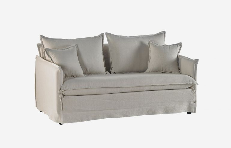 SOFA 2 PLAZAS SLOW BEIGE