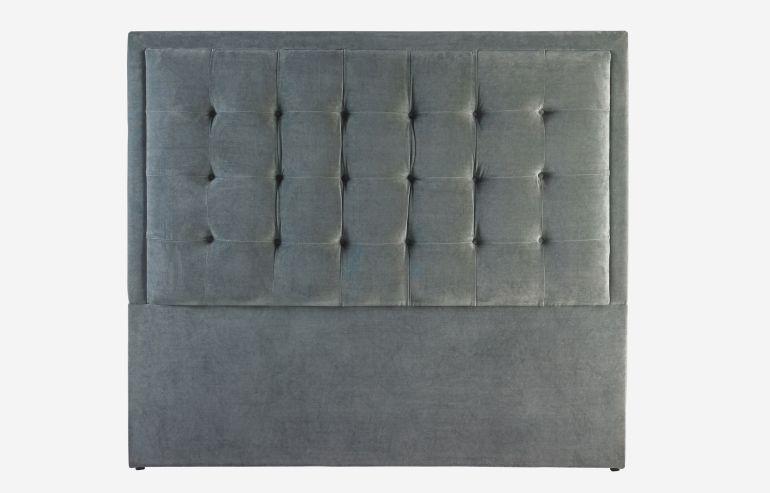 Cabecero 150 cm Cool gris oscuro