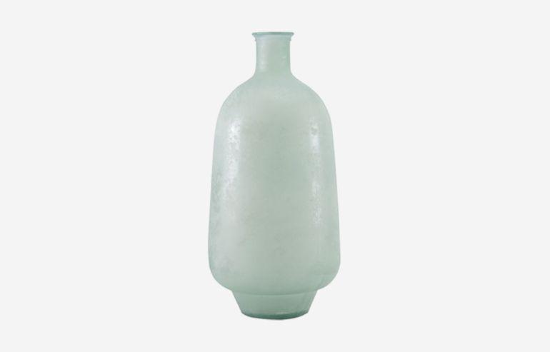 Jarrón Bom blanco 60 cm