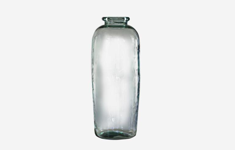 Jarrón Rimma transparente 70 cm
