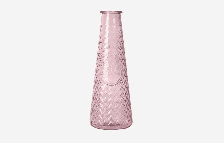 Jarrón Mandala rosa 55 cm