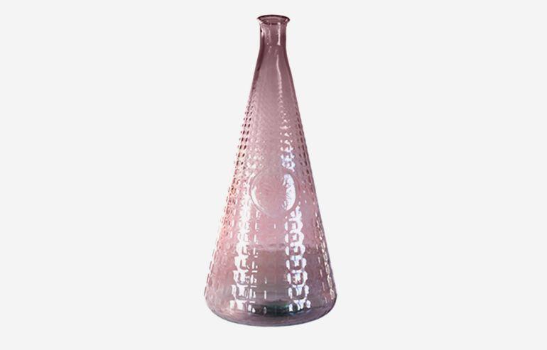 Jarrón Mandala rosa 80 cm