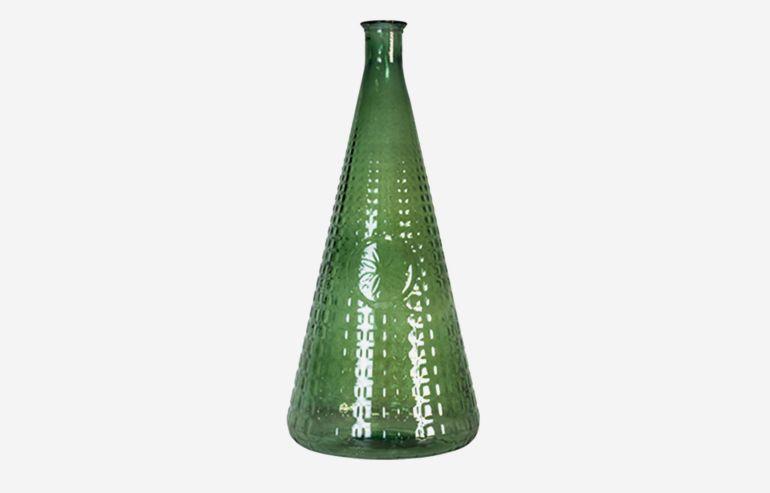 Jarrón Mandala verde 80 cm