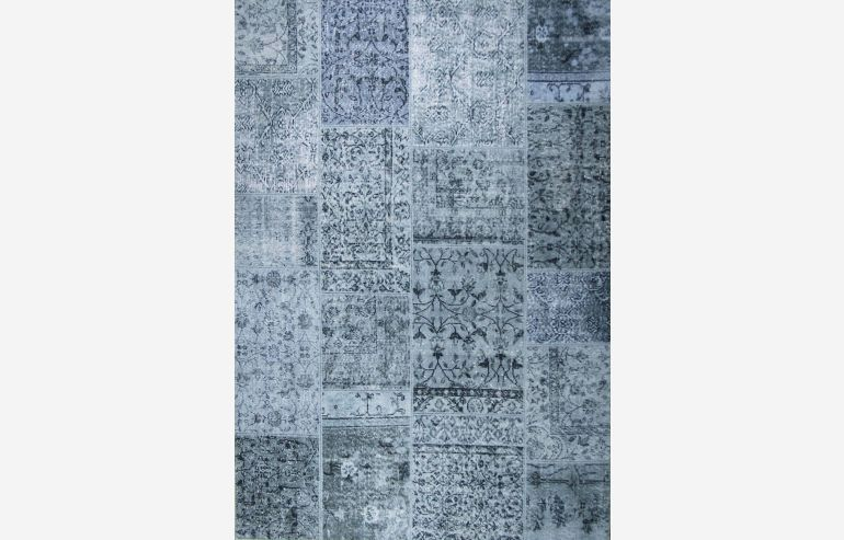 Bosporous blue carpet