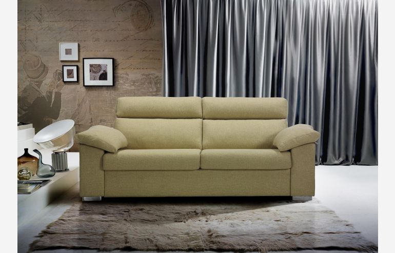 Samara 3 seater sofa bed