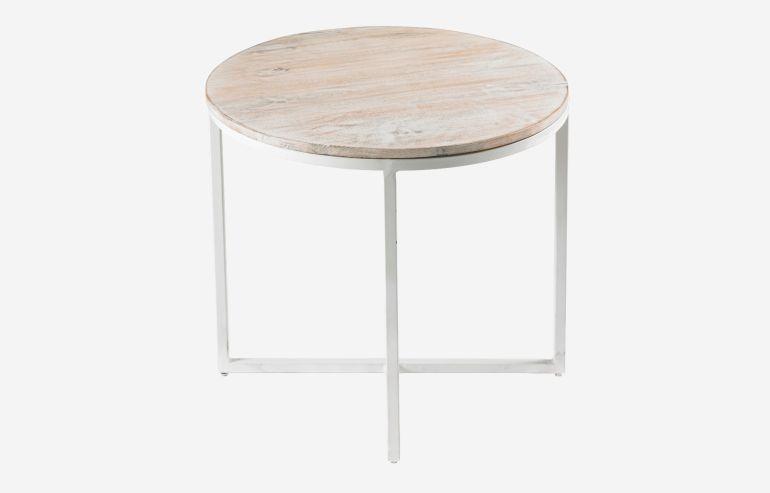 Reef corner table