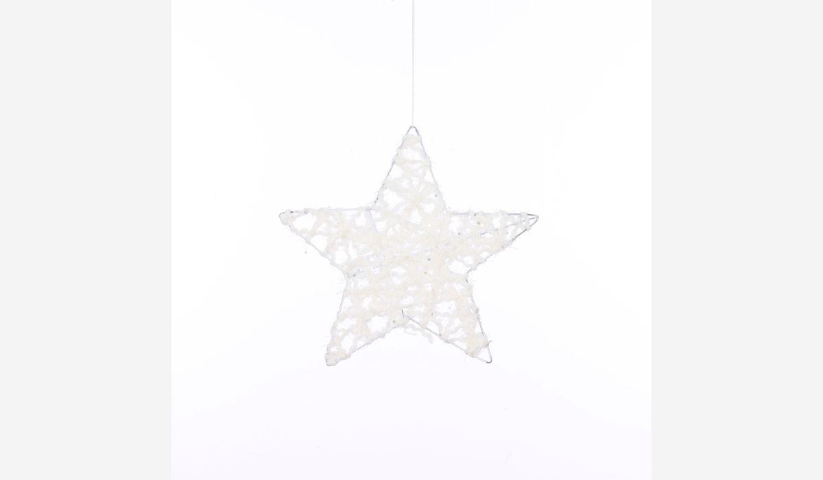 Estrella de Navidad pequeña