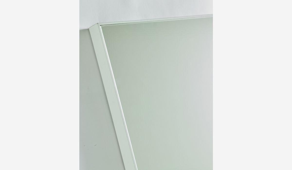 Espejo Look blanco 210x70 cm