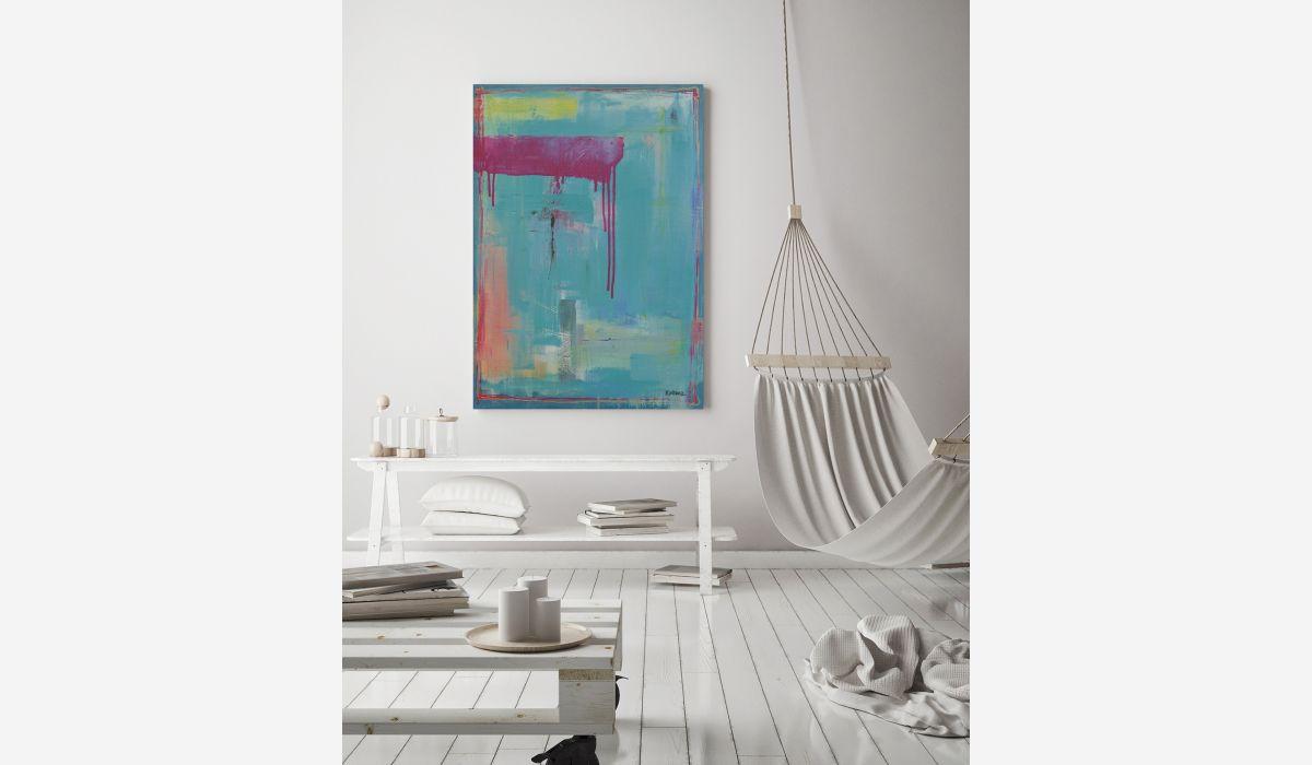 Sorbo 120 cm painting