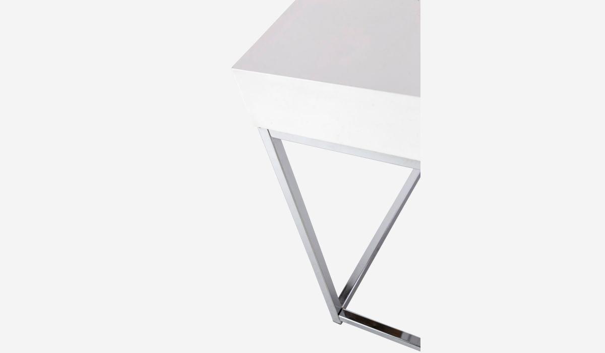 Block corner table
