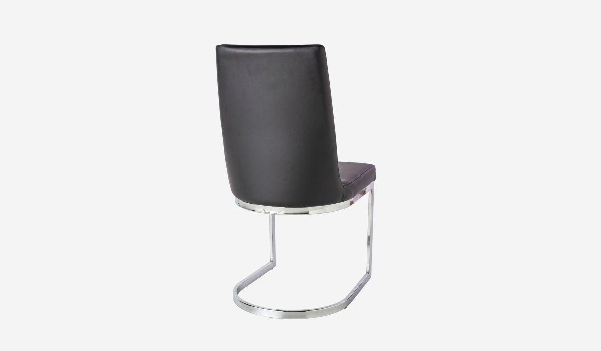 Silla Round negro