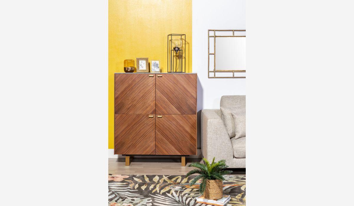 Soul cabinet 4 doors