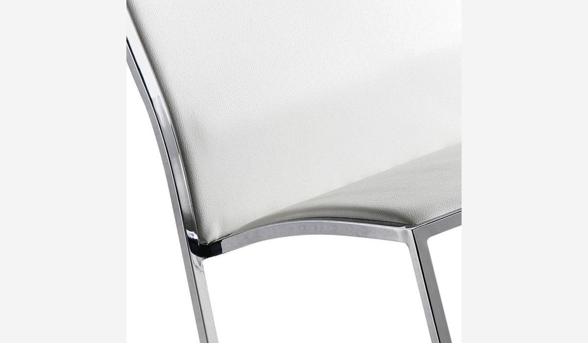 Silla Cler blanco