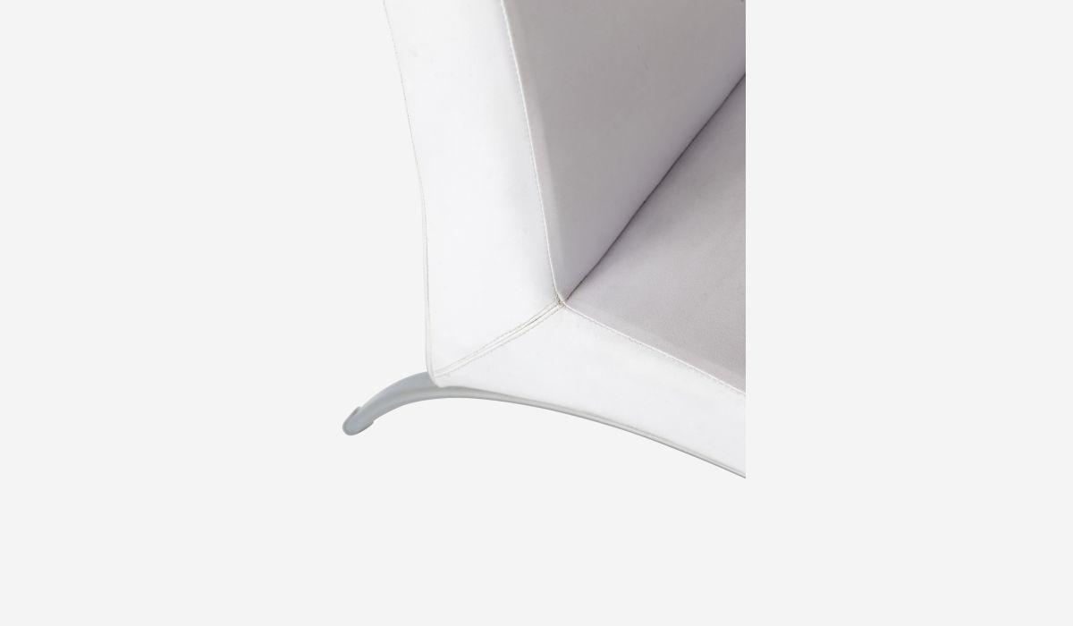 Silla Arco blanco