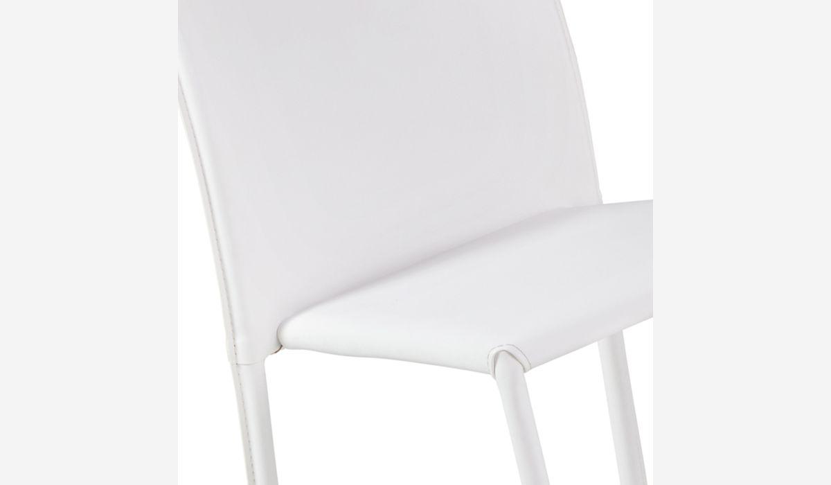 Silla Edge blanco