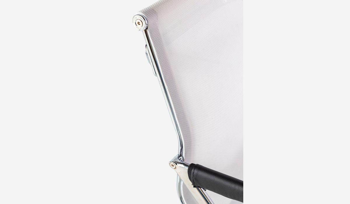 Silla de oficina Zeta blanco